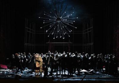 Die Krönung der Poppea – Bürgerchor, NTM Oper