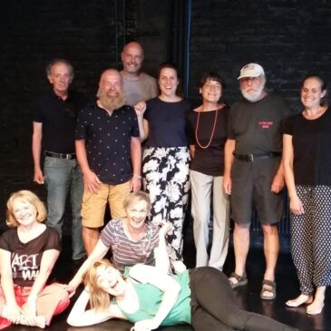 Impro-Workshop in Gotha