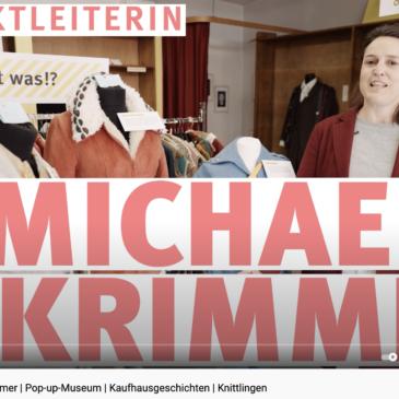 Die Warenwelt des Pop-Up-Museums