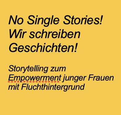 Wir schreiben Geschichten!